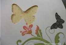 DIY Schmetterling - butterfly