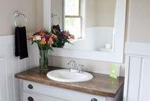 Home Decor - Bathroom ideas