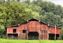 Great old barns / by Janice Powell