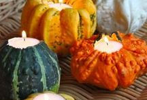 Fall / September - November - foods, crafts, scents, ideas to glorify my favorite season.