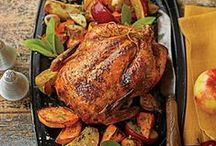 Yummy main dishes.... Chicken / by Anita Teague