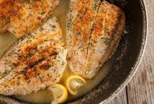 Yummy Main Dishes...Fish / by Anita Teague