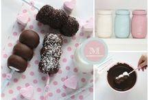 Marshmallows / lots of recipes off marshmallows