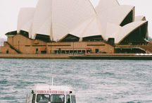 {Australia & New Zealand} / Travel inspiration for New Zealand and Australia