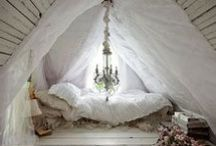 Under the roof / home, attic, room / by Francesca Z.