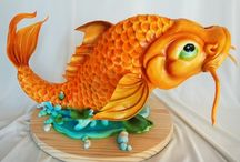 Amazing cakes how sweet they look / by Kelly Mcleod