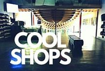 {Cool Shops} / Favorite boutiques, shops and stores around the world