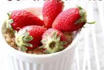Strawberry Recipes / Fresh from the fields, these strawberry recipes are perfect for spring and summer entertaining! Strawberry cakes, desserts, drinks, sauces and so much more! / by Saving Dollars and Sense
