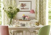 Dining Rooms / by Beth Beard - My little craft blog