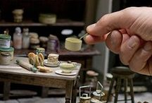 Lilliput house this amazing little world / doll house, miniatures, DIY