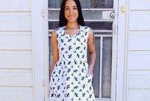 Fashionistas Go Green / Organic Fashion, Sustainable Clothing, Beautiful Things to Wear