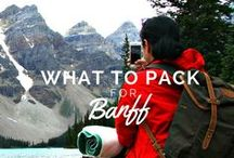 {Packing Tips & Lists, Travel Gadgets & Gear} / What to pack for every possible trip and get away