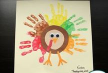Thanksgiving / by Kat Gawenit