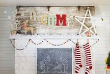 Christmas {Decorating} / by Erin Cox
