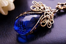 Jewelry- Beading, wirework and more / A collection of handmade jewelry inspiration, tutorials, tips and designs.  / by Aeti Arora Singh