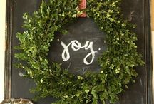 'Tis the Season to be Jolly / by Katie Biggers