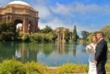 Romantic San Francisco Destination Weddings / What is romantic to you? http://www.mysfwedding.com/