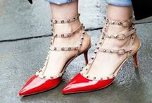 .step to it. / Shoes, shoes, and more beautiful shoes! / by Susan P
