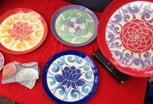Ellie Loves Eugene Saturday Market / Eugene Saturday Market Artists and their amazing handcrafted wonders
