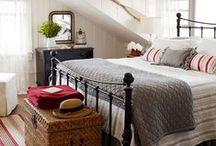 Bedrooms / by Susan Wodicka