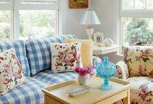Interior Decorating & Ideas / by Kathleen Shierk