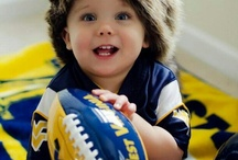 Mini Mountaineers / For the kids. / by WVU - West Virginia University