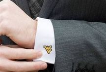 Gold and Blue for Men  / For the Mountaineer men. / by WVU - West Virginia University