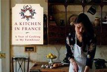 Cookbooks / by Kathleen Shierk