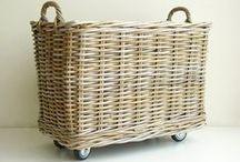 Baskets / by Kathleen Shierk