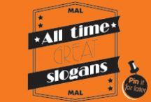 All time great slogans