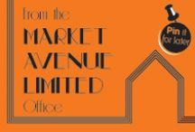 From the Market Avenue Limited office / Meet the Market Avenue Limited team and follow our antics!
