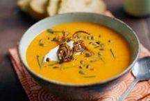 Food ~ Soup & Stews / by Kathleen Shierk