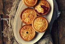Food ~ Pies, Tarts, Galettes, Cobblers & Crumbles / by Kathleen Shierk