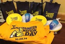Mountaineer Nation Day / Get ready for your Mountaineer Nation Day party Oct. 25 with these fun WVU products. Select items will be part of Mountaineer Nation Day prize packs. Visit http://mountaineernationday.wvu.edu for details. / by WVU - West Virginia University
