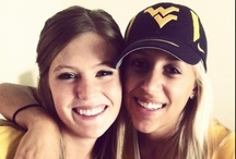 Gameday Fashion  / Featuring all thing Gold and Blue.  / by WVU - West Virginia University