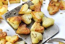 Food ~ Potatoes / by Kathleen Shierk