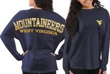WVU Gift Guide / Seasonal gift ideas for die-hard Mountaineer fans and WVU alumni. / by WVU - West Virginia University