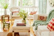 Dream Home {Living Spaces} / by Erin Cox