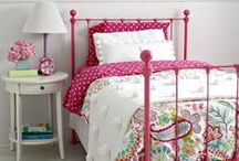 Dream Home {Girls Bedrooms} / by Erin Cox