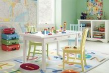 Dream Home {Play Rooms} / by Erin Cox