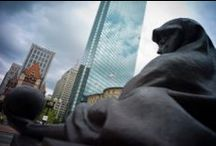 Copley Square / Square By Square: A Changed Boston, Moving Forward / by WBUR