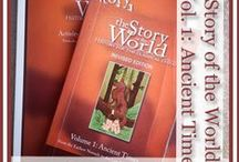 HS - SOTW, Volume 1 / Ancient Times 7000 BC - 476 AD / by Mom of Three