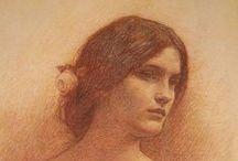 Pre Raphaelite