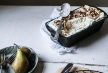 Ice Cream & Sorbet / by Kathleen Shierk