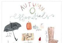 Autumn / by Kathleen Shierk