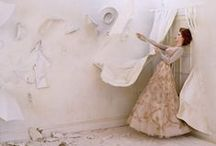 Photography / mostly tim walker and rodney smith