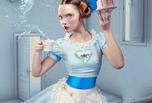 Inspiration   Wonderland / All things Alice