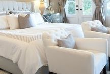 Master Bedroom Inspiration / by Erica M.