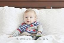 baby photography inspiration / by Carrie Owens
