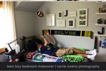 ideas for kid bedrooms / by Carrie Owens